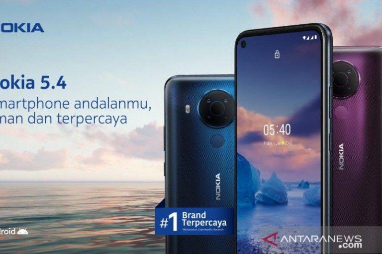 Nokia 5.4 resmi masuk Indonesia, ini harga dan ...
